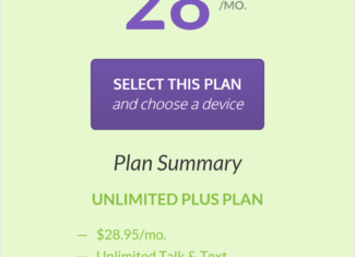 PureTalk USA Unlimited Plan