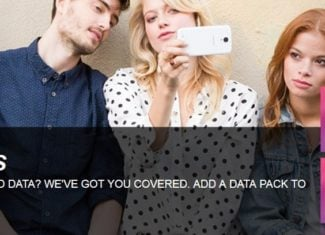 Virgin Mobile Data Add On Packs