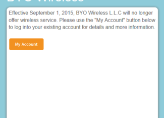 BYO Wireless Shuts Down