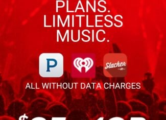 Virgin Mobile Data Free Music
