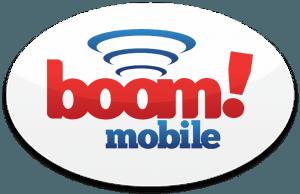Boom Mobile Logo