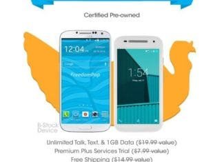 FreedomPop Black Friday 2015 Deals