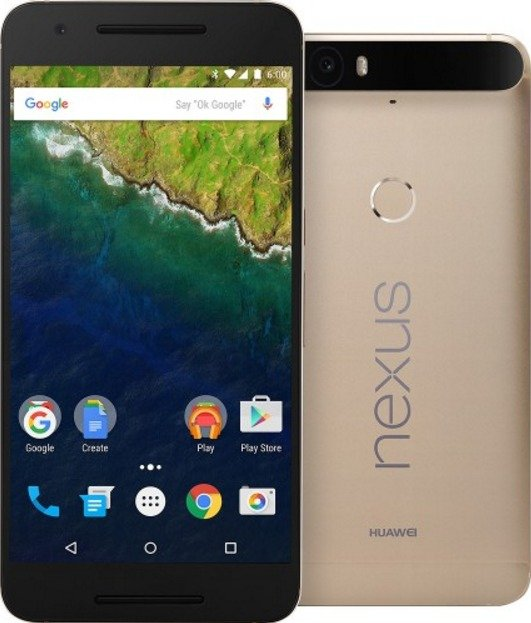 32GB 64GB Huawei Nexus 6P Sale Best Buy $50 Off