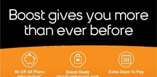 Boost Mobile Updates Unlimited Plan Options Adds Family Plan