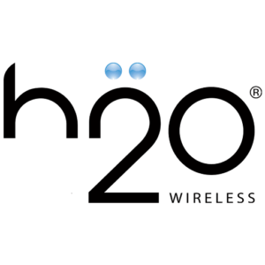 H2O Wireless Logo