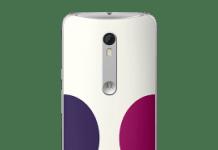 Motorola Moto X Pure Edition Half Circle