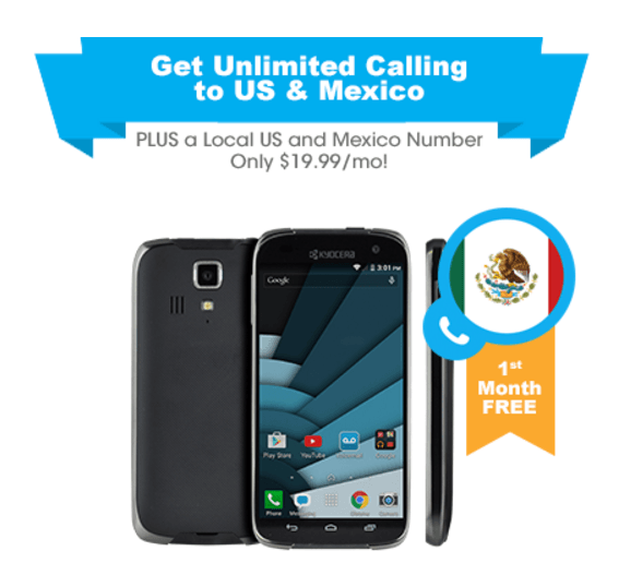 FreedomPop Unlimited Calling To Mexico Trial