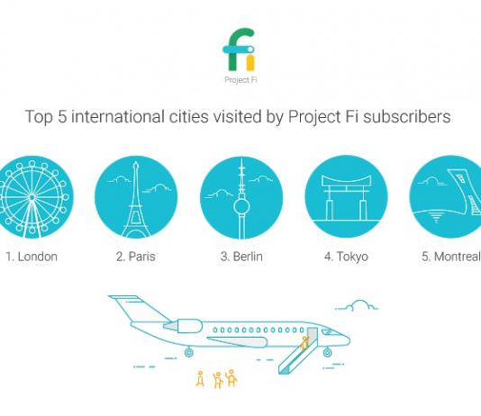 Google Signs Deal With Three For Project Fi