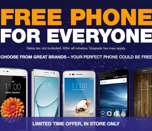 MetroPCS Free Phone For Everyone Offer