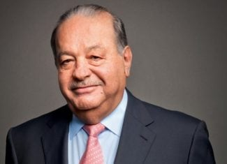 Carlos Slim CEO of América Móvil