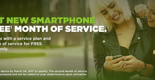 Purchase A Phone With A Plan And Get Your Second Month Of Service Free With Simple Mobile