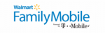 Walmart Family Mobile Logo