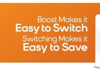 Boost Mobile Project Switch Promotion