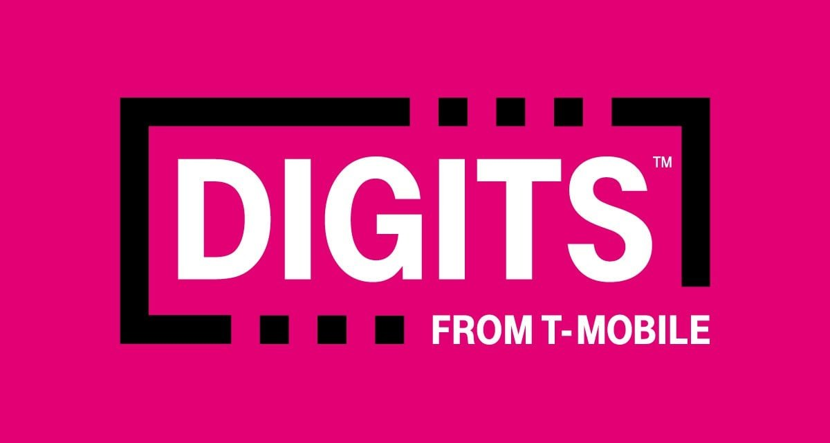 T-Mobile DIGITS Logo