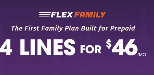 Ultra Mobile Flex Family Plans