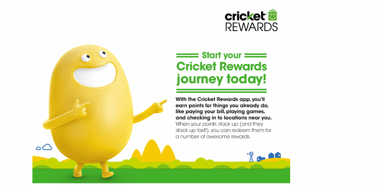 Cricket Wireless Rewards Week June 26-30th 2017