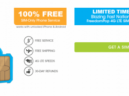 FreedomPop Offering 99c SIM And Free Trial