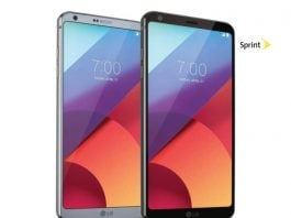 LG G6 Best Buy $5 Month Sprint Promo June 2017 Featured Image