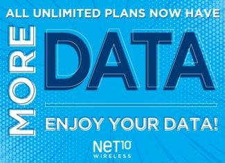 NET10 Wireless Upgrades Phone Plans For 2017