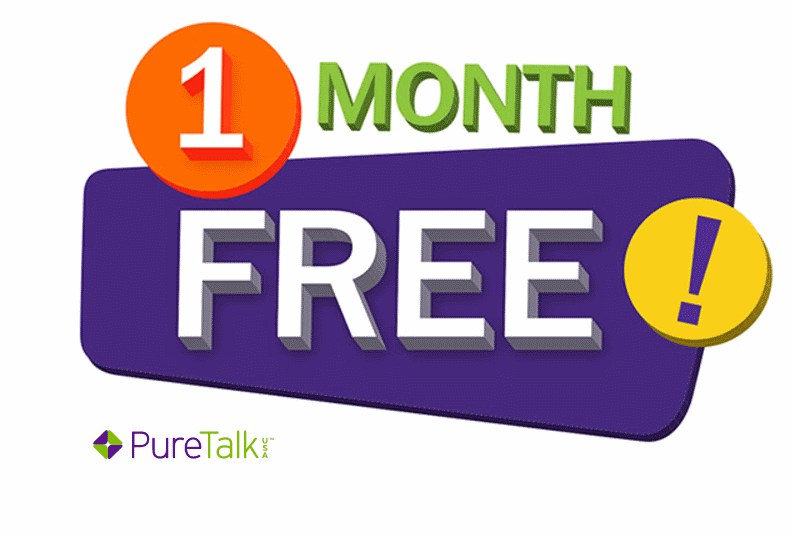 Pure TalkUSA Doubles Data One Month Free Trial