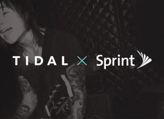 Sprint Free Tidal Promotion