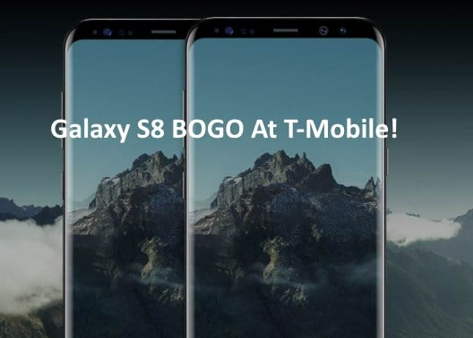 T-Mobile BOGO Deals June 2017 Galaxy S8