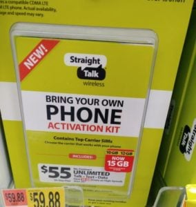 Straight Talk Wireless Adds 3 More GB Of Data To The 55 Dollar Plan