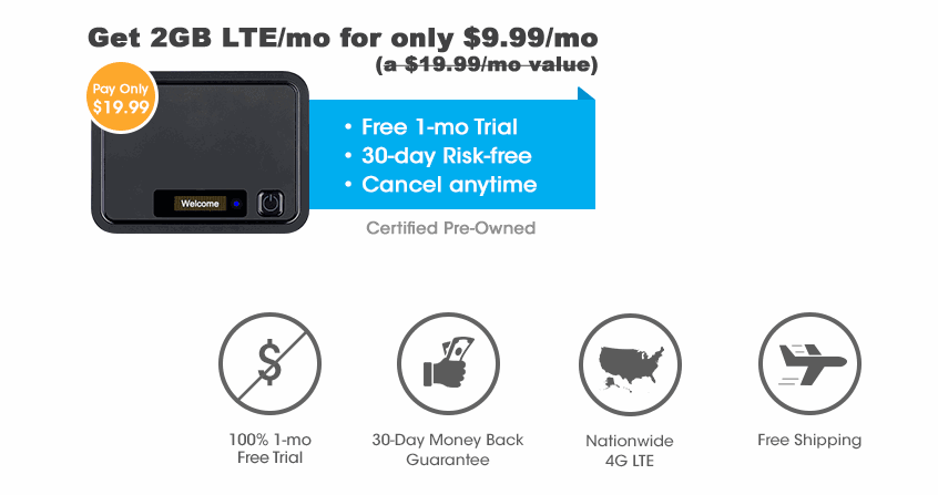 Freedompop hotspot deals