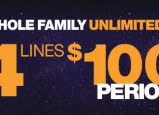 MetroPCS Offers Four Unlimited Lines For $100/Month