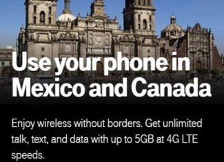 T-Mobile Puts A Limit On International Data Use