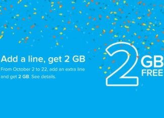 Ting Add A Line Get 2 GB Free Data Promo