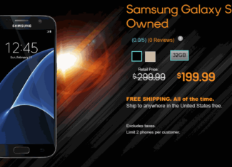 Get A Pre-owned Samsung Galaxy S7 for $199.99 From Boost Mobile