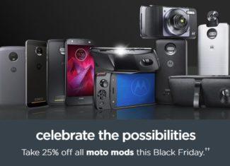 Motorola 2017 Holiday Deals