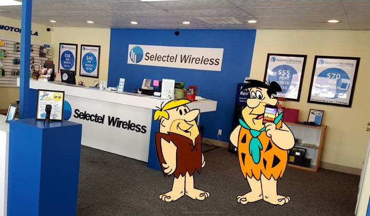Selectel Wireless Store Located In Gillette Wyoming