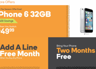 Get An iPhone 6 For $49.99 When You Switch To Boost Mobile
