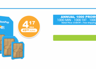 FreedomPop's Annual 1000 Promo Plan Is Back