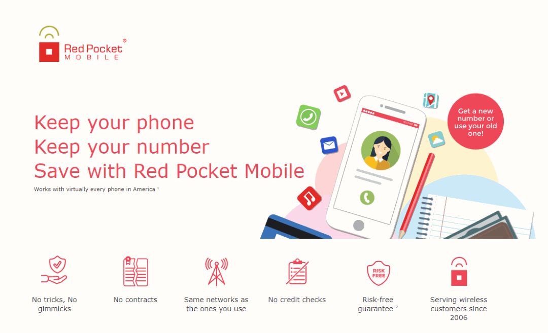 Red Pocket Mobile Review