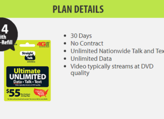 Straight Talk Wireless Website As Of 3-3-2018 Does Not Show A Clear Data Limit On Unlimited Data Plan