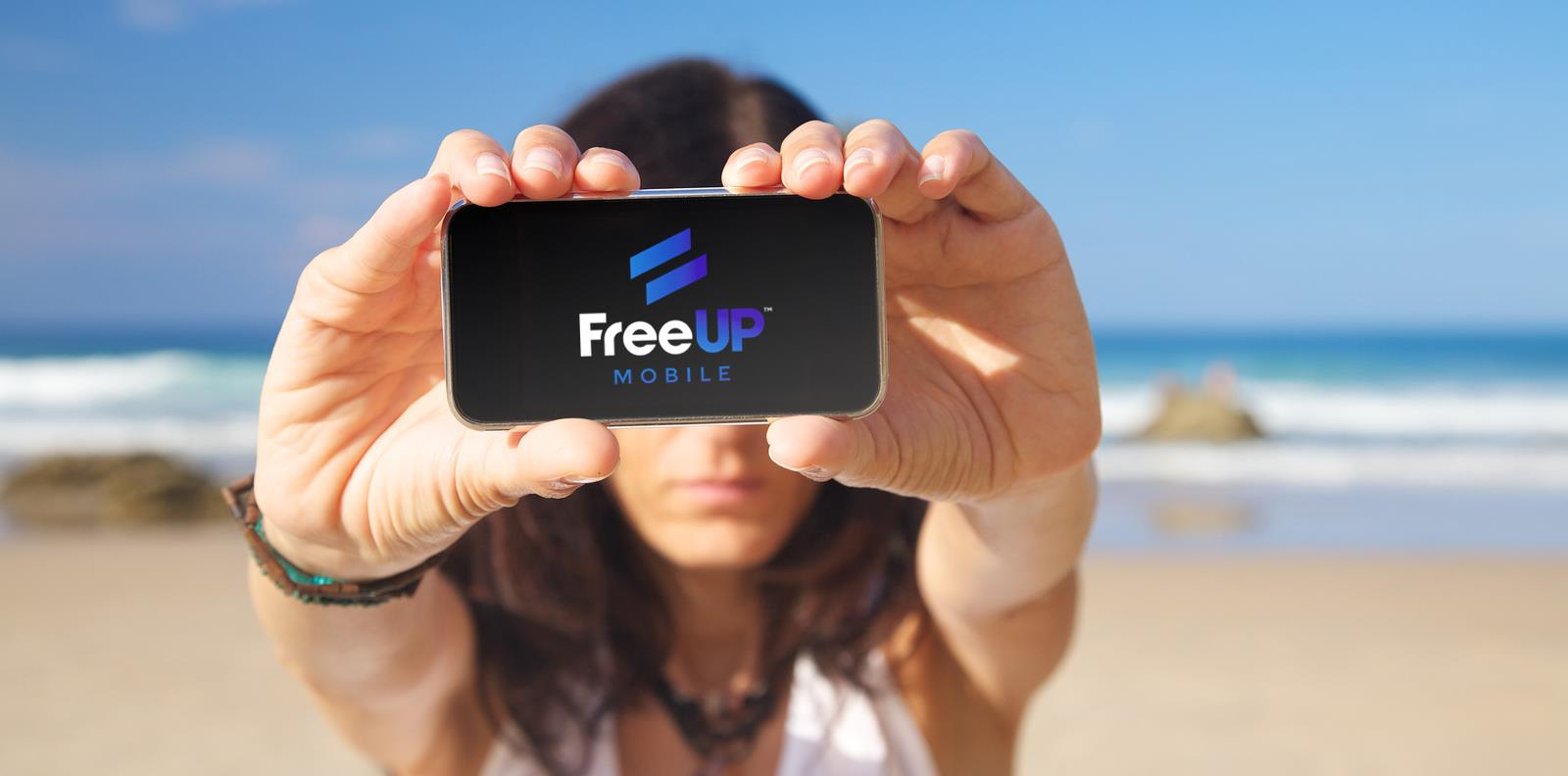 FreeUP Mobile Is The Latest MVNO To Hit The Market