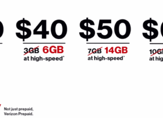 Independent Verizon Prepaid Dealers Offering Double The Data For Life