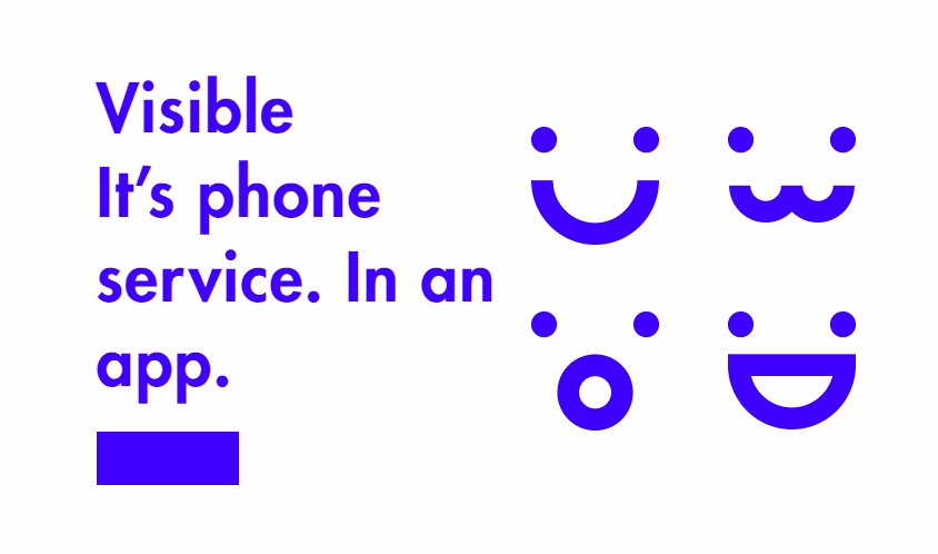 Visible Launches On The Verizon Network