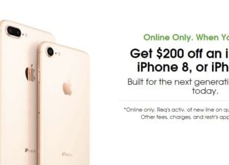 Cricket Wireless Offering New Customers $200 Off Of Select iPhone Models