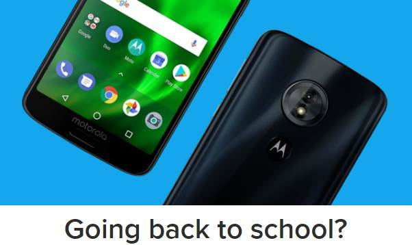 Ting Offering $100 In Account Credits With Purchase Of Moto G6
