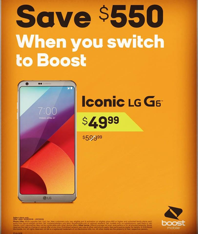 Lg Phones Boost Mobile