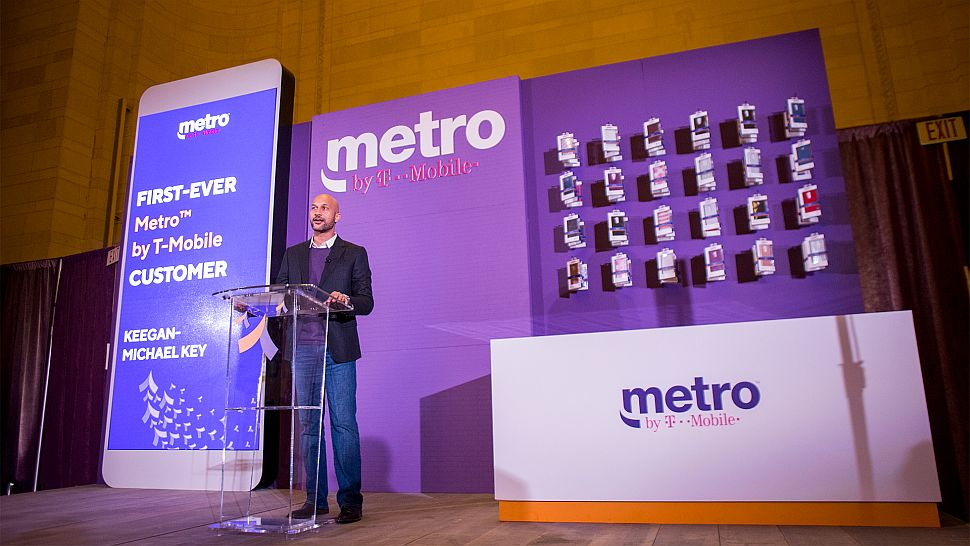 MetroPCS Officially Becomes Metro By T-Mobile, Keegan-Michael Key Is The First Customer