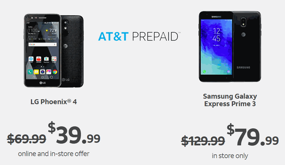 ATT Prepaid Offering Discounts On Select Phones