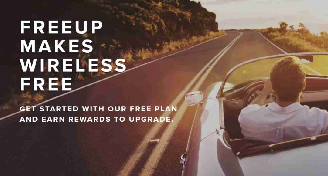 FreeUP Mobile Now Offering A Free Wireless Plan