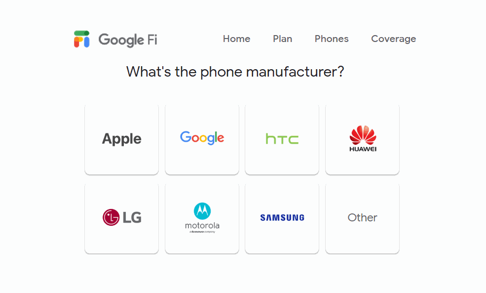 Google Fi Now Supports Many More Phones
