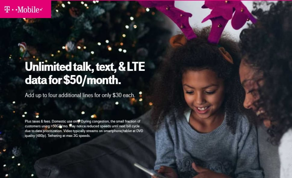 T-Mobile Prepaid Plans Now Include Multiple Line Discount Pricing