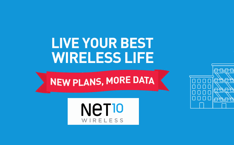 Net10 Wireless Plans Now Include More Data For 2019